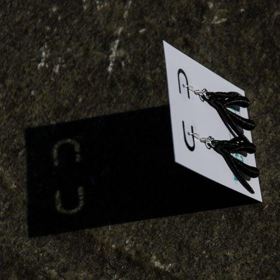 Klitta-korvakoru - musta